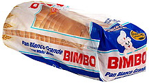Bimbo bread