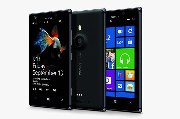 Nokia Lumia phone image